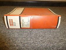 Case 680CK Series B Loader Backhoe w/ Powrcel Engine Shop Service Repair Manual