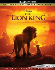 SLIP COVER ONLY  / THE LION KING 2019 4K UHD  / NO MOVIE DISC INCLUDED