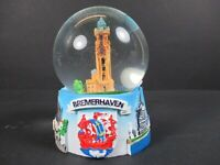 Schneekugel Bremerhaven Snowglobe Germany Souvenir,NEU