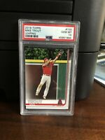 2019 Topps Mike Trout Baseball Card #100 PSA 10 Gem Mint