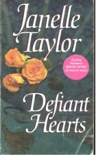 Defiant Hearts by Janelle Taylor (1997, Paperback)