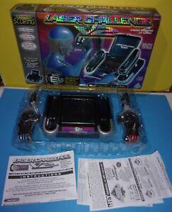 1998 Toymax Laser Challenge V2 ELS Game System - Arena Scoring at Home #80711