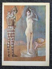 1981 Picasso Art Reprint