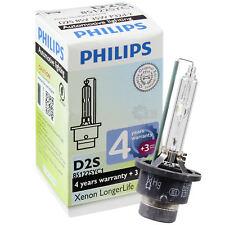 Philips d2s 35w longerlife 4300k Xenon 1 unidades quemador lámpara de xenón faros