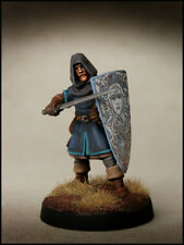 OATHMARK ELF WARRIOR. Painted 28mm North Star.
