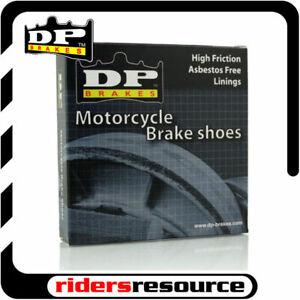 DP Brakes - 9119 - GF Friction Rated Brake Shoes