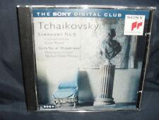 Tchaikovsky-Symphony No. 5/Suite No. 4-M. Tilson Thomas/Po
