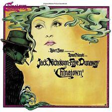 JERRY GOLDSMITH - CHINATOWN (1974 ORIGINAL SOUNDTRACK   VINYL LP NEU