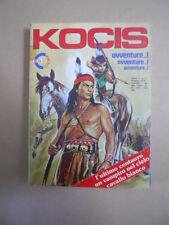 KOCIS n°4 1976 Fumetto western Collana Beta Edigamma [G352]