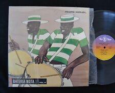 BRAZIL LP Padre Miguel Top Tape 061 Bateria Nota 10 Vol.4