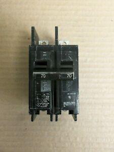 ITE SIEMENS BQ2B070 70 AMP 2 POLE Circuit Breaker AK