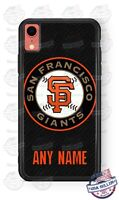 San Francisco Giants Logo with Name Phone Case Cover For iPhone Samsung LG etc