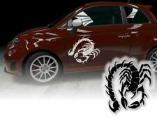 Auto Aufkleber Skorpion Scorpion Tribal Sticker Autotattoo 15cm OEM JDM Decals