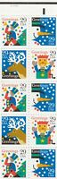 285354 / USA ** MNH  Greetings Schneemann
