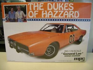 Banned 2011 Mpc 752 Dukes Of Hazzard 1:16 Echelle Général Lee 1969 Chargeur New