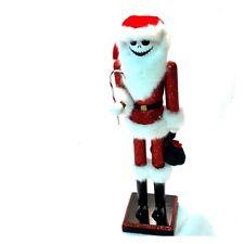 The Nightmare Before Christmas Santa Suit Jack Skellington Nutcracker with Sack