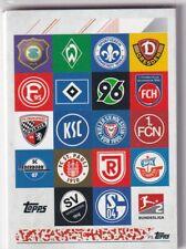 Match Attax 21/22 Bundesliga 2021/2022 Karte Nr. P5 2. Bundesliga Wappen