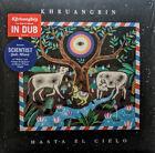 """Khruangbin  Hasta El Cielo Vinyl LP  Scientist 7"""" con todo el mundo dub remix"""