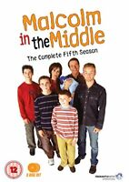 Malcolm in the Middle The Complete Fifth Season [DVD]
