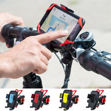 For iPhone X Samsung S10+ Bicycle Motorcycle MTB Bike Handlebar Mount Holder GPS