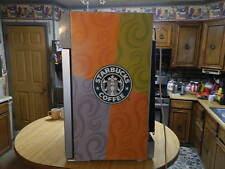 Starbucks themed Mini Fridge/Cooler Cold Masters CT 100