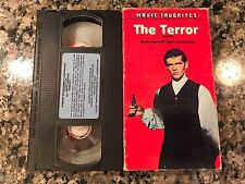 The Terror VHS! 1963 Crime Thriller! Also See The Raven & A House Of Usher