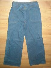 Vtg 60S 70S Womens New Nwt Nos 27 X 35 Bell Bottom Flare Jeans Pants
