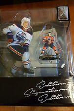 "NHL Conner McDavid 6"" Autographed Figure & 3"" Figure - RARE (1-of-1960)"