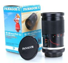 Panagor E PMC zoom 28-80 mm 3.5-4.5 mount Canon FD  (Réf#L-121)