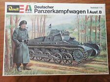 Revell Deutscher Panzerkampfwagen 1 Ausf. B H-2117 Modellbau Militär 1:35 1976