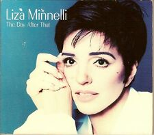 """LIZA MINNELLI - MAXI CD DIGIPACK """"THE DAY AFTER THAT"""""""