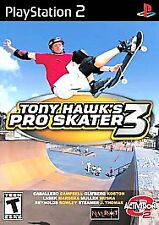 Tony Hawk's Pro Skater 3 (Sony PlayStation 2, 2002)