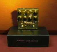 Source Audio SA262 Ventris Dual Reverb One Series Effects Pedal!