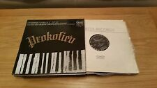 PROKOFIEV PIANO CONCERTO No2 IN G MINOR YAKOV ZAK SANDERLING - ARTIA ALP 166 LP
