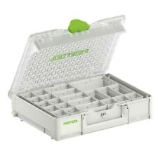 Festool Systainer Organizer SYS3 ORG M 89 22xESB Einsatzboxen 204853 Neu