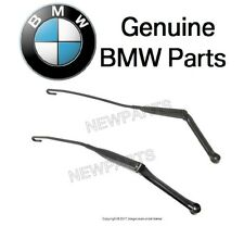 BMW 318is 325is 318i 323i 323is Pair Set of 2 Front Windshield Wiper Arm Genuine