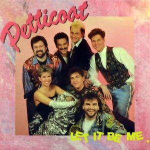 "7"" PETTICOAT Let It Be Me / One Fine Day CV CHIFFONS orig.MONOPOL 1991 NEUWERTIG"