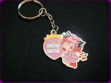 🍓 Vintage Tokyo Mew Mew Nakayosi Furoku Ichigo Key Chain 2002 🍓