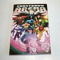 Countdown Arena Vol 1 TPB (DC)2008 - 1st print - UNREAD!! - VF+ - Collects # 1-4