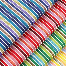 Striped Apparel-Dress Clothing Craft Fabrics