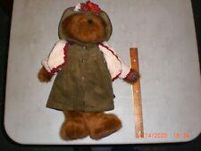 "Boyds Bear Tj's best dress collection ""Olive T. Leafowitz """