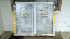 NEW: PELLA Wood w/ Exterior Aluminum Cladding DOUBLE CASEMENT Home WINDOW 58x47