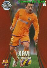 374 XAVI ESPANA FC.BARCELONA MEGA ESTRELLAS TARJETA CARD MGK LIGA 2008 PANINI