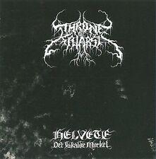 Helvete: Det Iskalde Morket * by Throne of Katarsis  (NEW SEALED CD) METAL