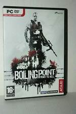 BOILING POINT ROAD TO HELL GIOCO USATO PC DVD VERSIONE ITALIANA VBC 48687