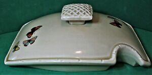 1978 Enesco Lid Only for Butterfly Garden Soup Tureen