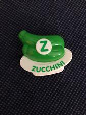 Vtech ABC Food Fun Fridge Phonics Replacement Z Zucchini Magnet