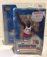 Philadelphia 76ers  Wilt Chamberlan Phillies NBA Legends McFarlane Series 1