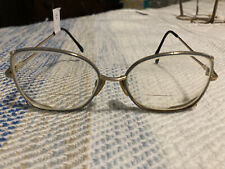 Luxottica Felicia Gold Electroplated Gep/Lilac/White 135 Eyeglasses 54-15