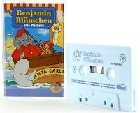 Benjamin Blümchen 93 Das Walbaby Kiddinx Hörspiel MC Kassette